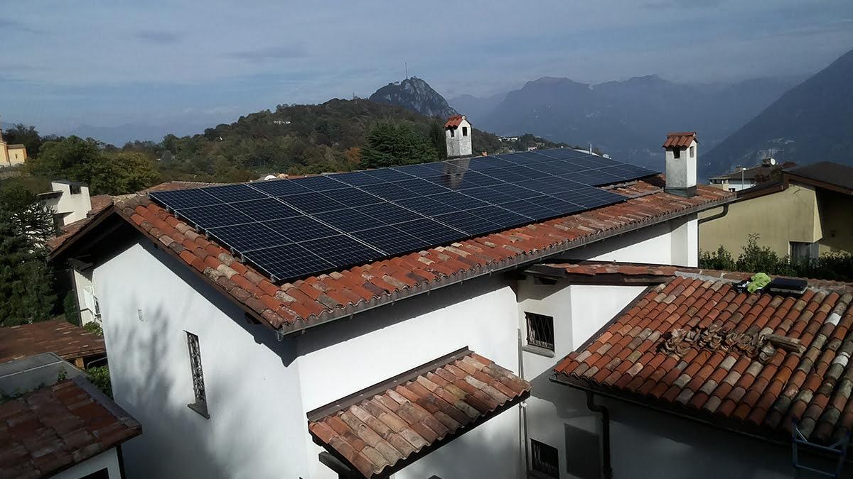 6914 Carona CHreferenze,installazione impianti fotovoltaici,impianti fotovoltaici svizzera,impianti fotovoltaici ticino
