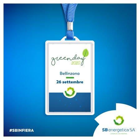 festa della sostenibilità greenday 2020 Bellinzona 26 settembre 2020 sb energetica impianti energia solare svizzera