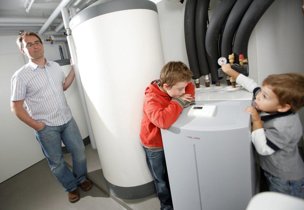 Perchè installare una termopompa in Canton Ticino